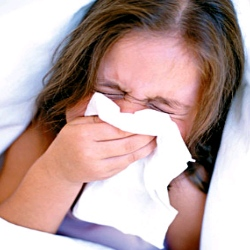 Flu Symptoms in Children